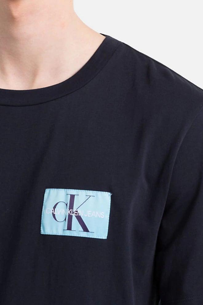 Calvin klein t-shirt met logo night sky - Calvin Klein