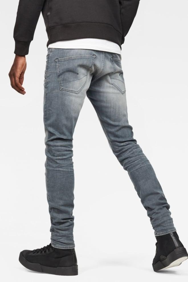 G-star raw 3301 dc skinny jeans grey - G-star Raw
