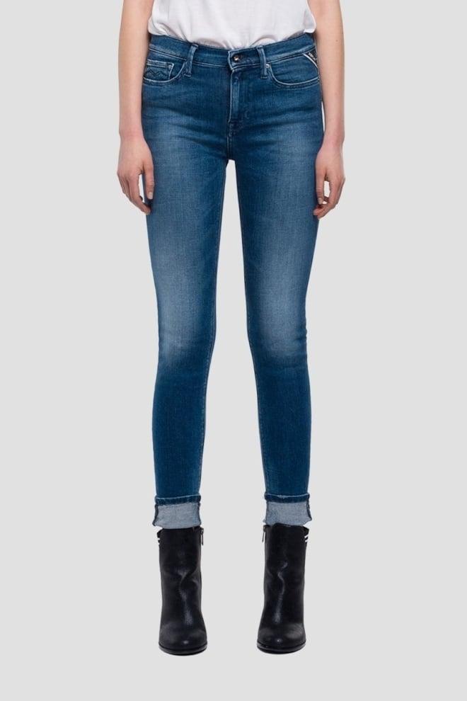 Replay jegging fit joi jeans medium dark - Replay