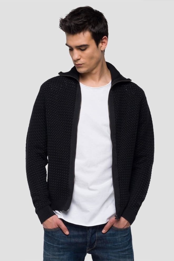 Replay blouson sweater 3d - Replay
