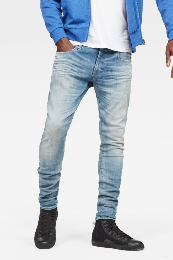 G-star raw 3301 deconstructed skinny jeans - G-star Raw