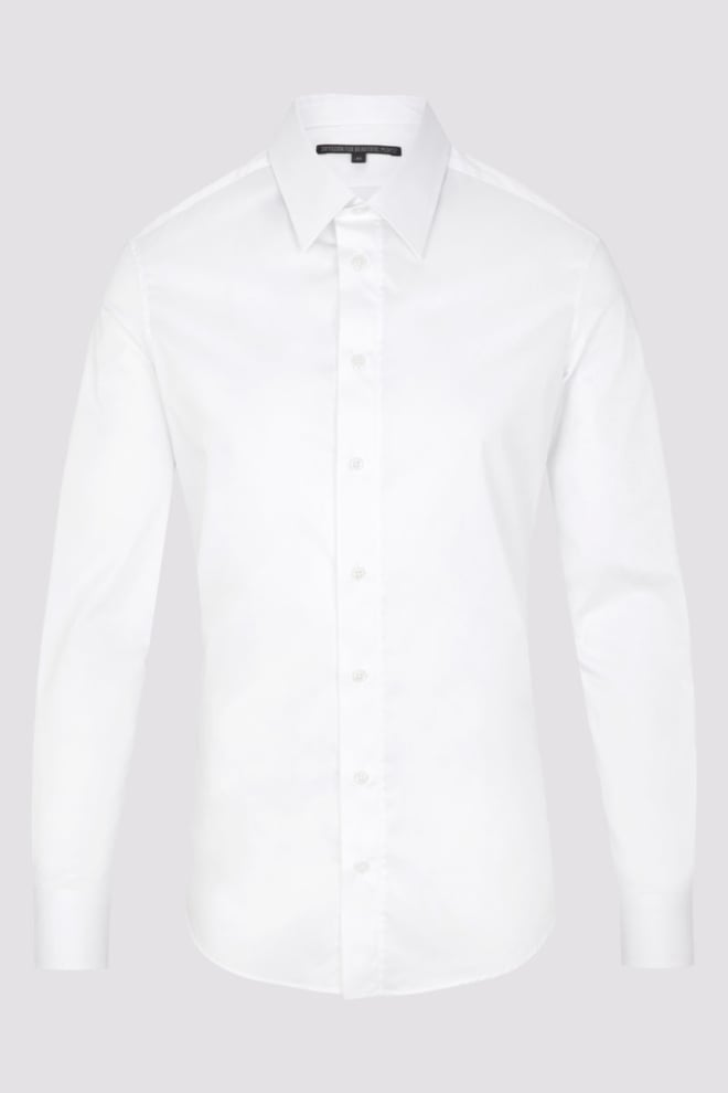 Drykorn jaxon shirt white - Drykorn