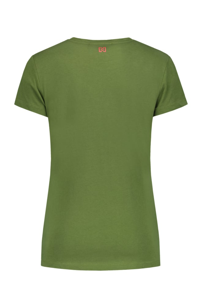 Nikkie wild at heart army green t-shirt - Nikkie By Nikkie