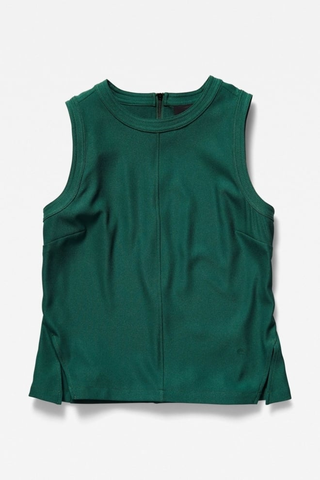 G-star raw deline sleeveless top green - G-star Raw