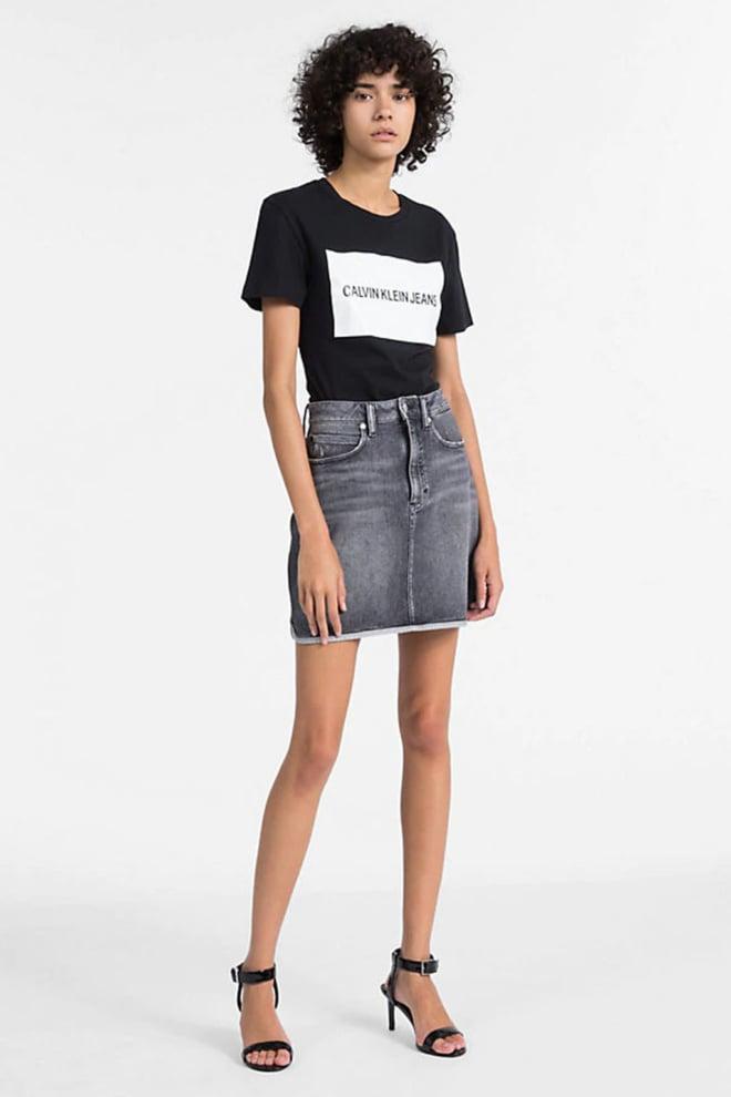 Calvin klein t-shirt met logo black - Calvin Klein