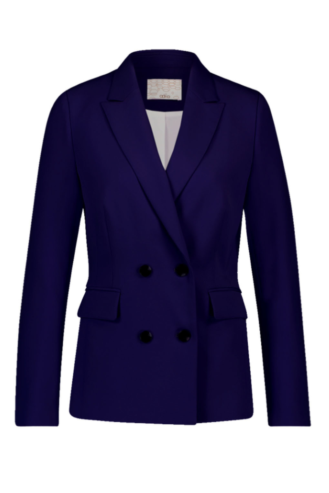 Aaiko cella blazer deep purple - Aaiko