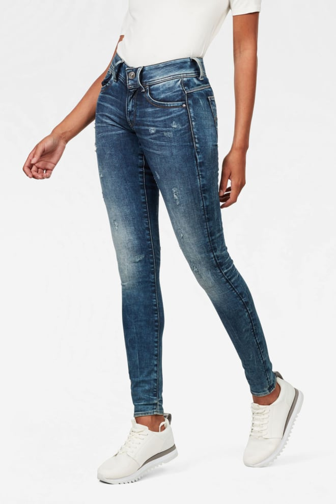 G-star raw lynn mid waist skinny - G-star Raw