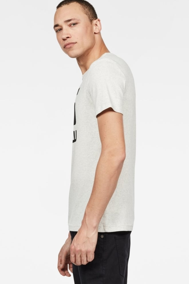 G-star raw drillon t-shirt off white - G-star Raw