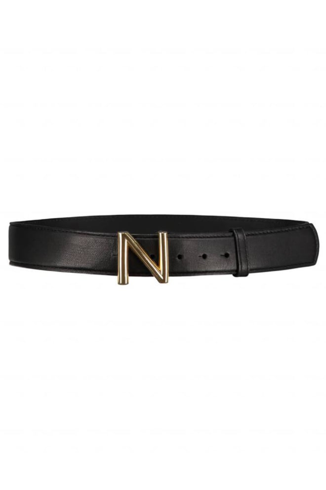 nikkie logo hip belt black/gold - Nikkie By Nikkie