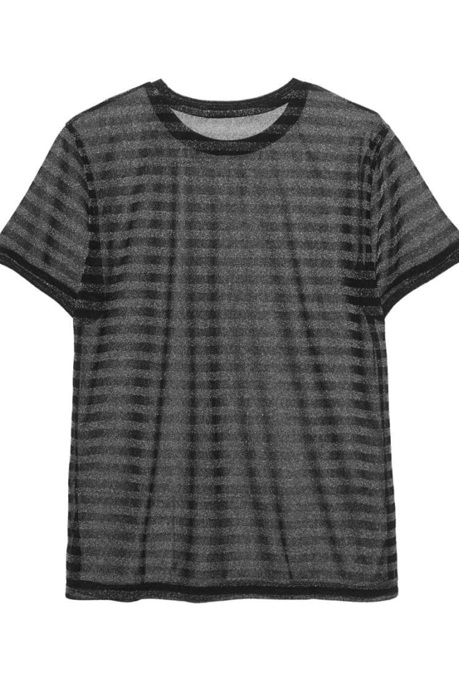 Circle of trust bowen tee silver/black - Circle Of Trust