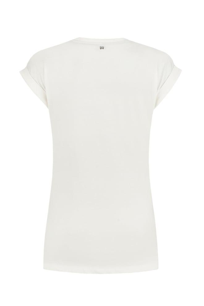 Nikkie tonight t-shirt white - Nikkie By Nikkie