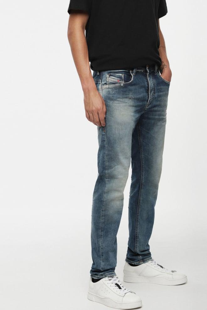 Diesel thommer-t sweat jeans 084yq - Diesel