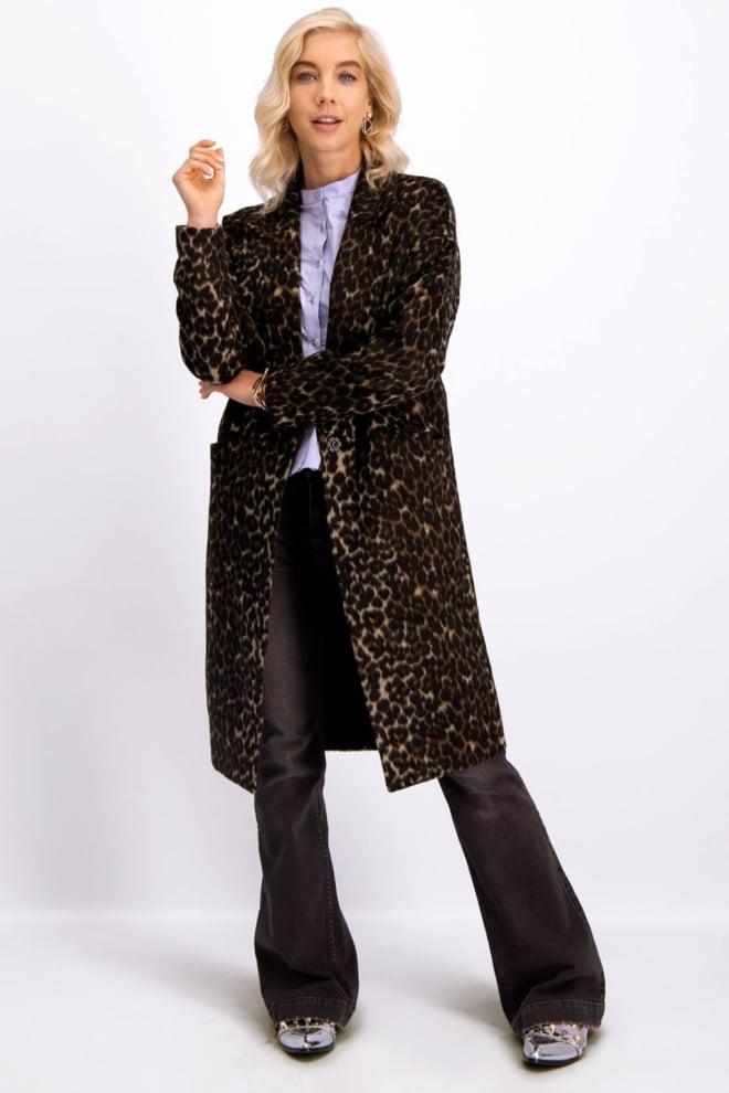 Josh v demy jas leopard black - Josh V