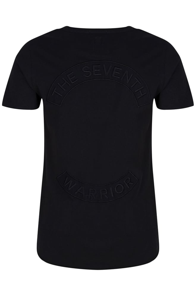 Once we were warriors masha ss tee black - Once We Were Warriors