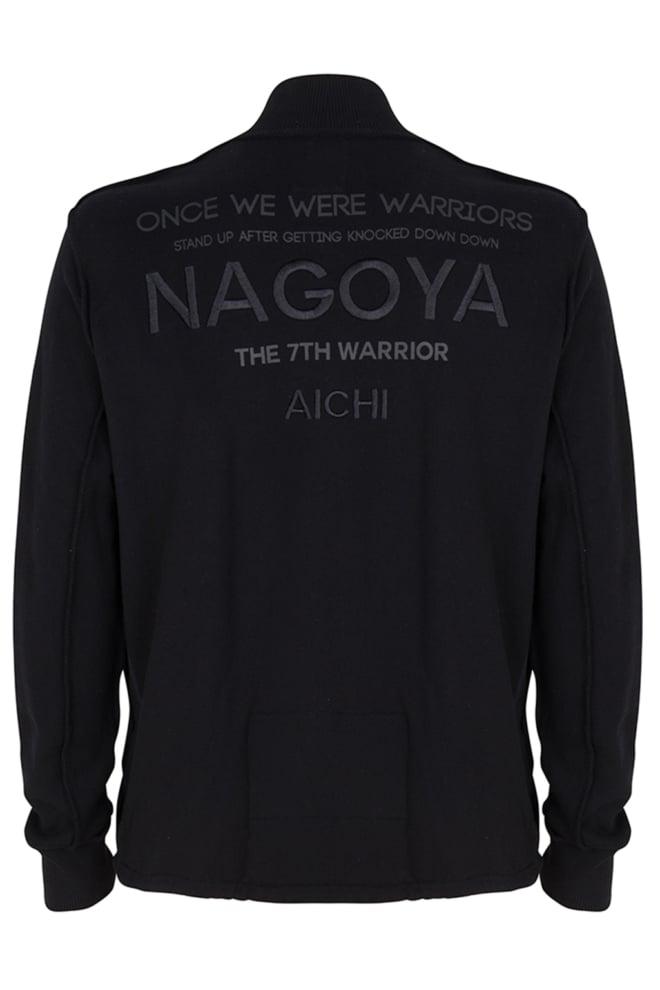 Once we were warriors nigo bomber sweat black - Once We Were Warriors