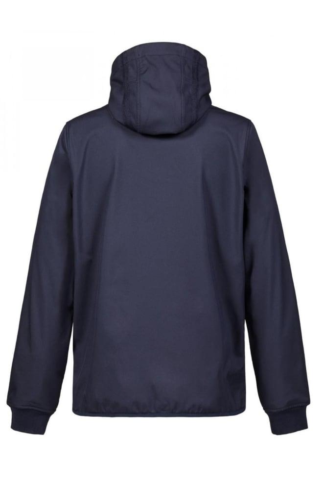 Mastrum titan soft shell jacket true navy - Mastrum