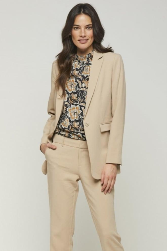 Aaiko fayah blouse zwart - Aaiko
