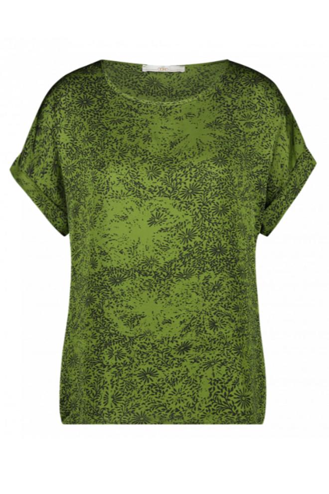 Aaiko merle shirt groen - Aaiko