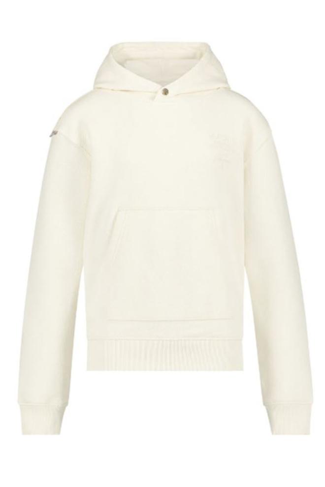 Aeden brixton hoodie off white - Aeden