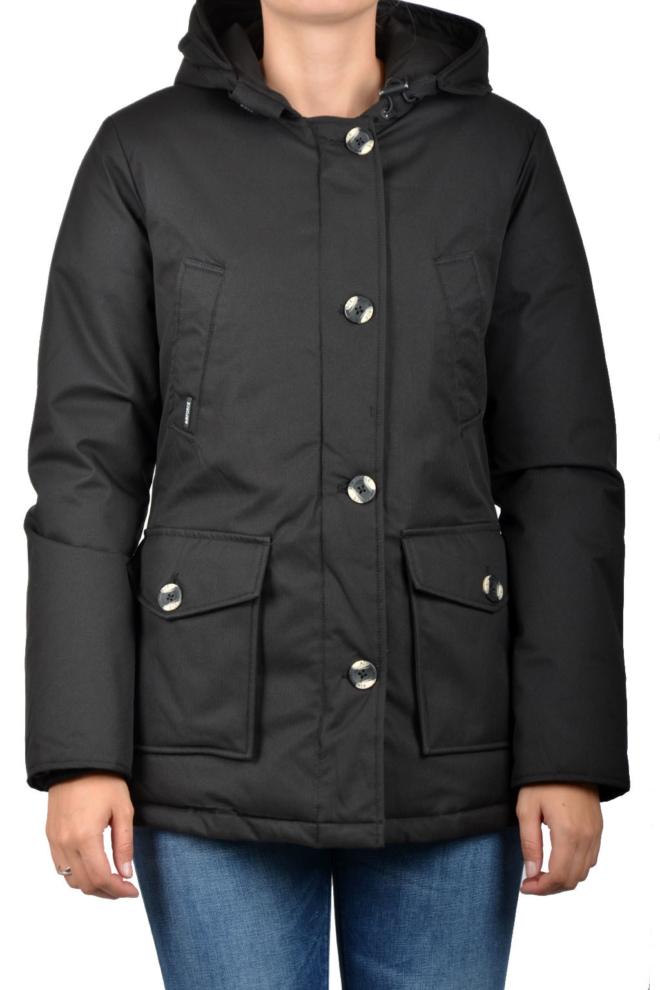Airforce 4-pocket herringbone jacket true black - Airforce