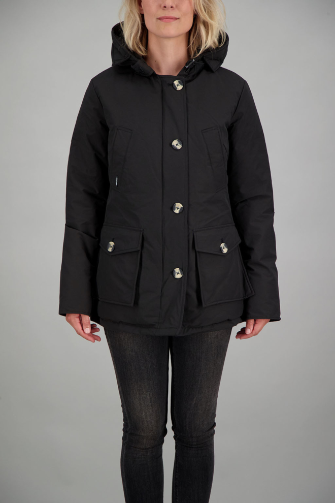 Airforce 4 pocket parka black - Airforce