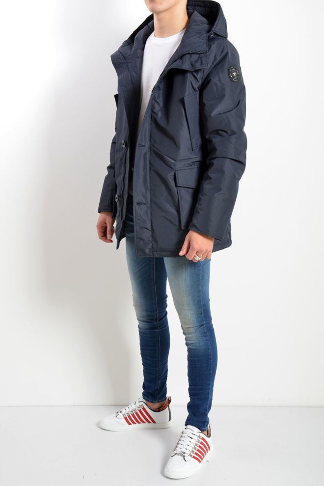 Airforce classic 4 pocket jas donkerblauw - Airforce