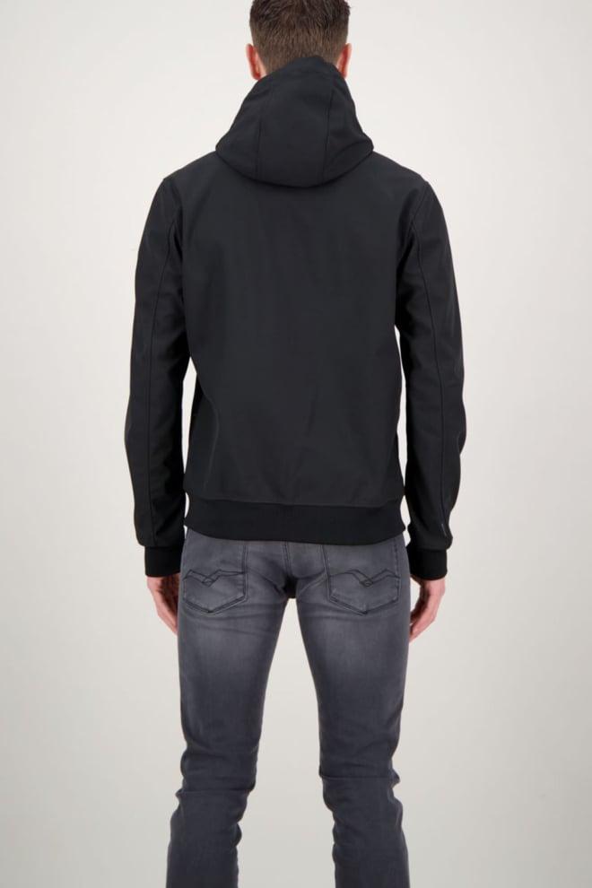 Airforce softshell jacket true black - Airforce