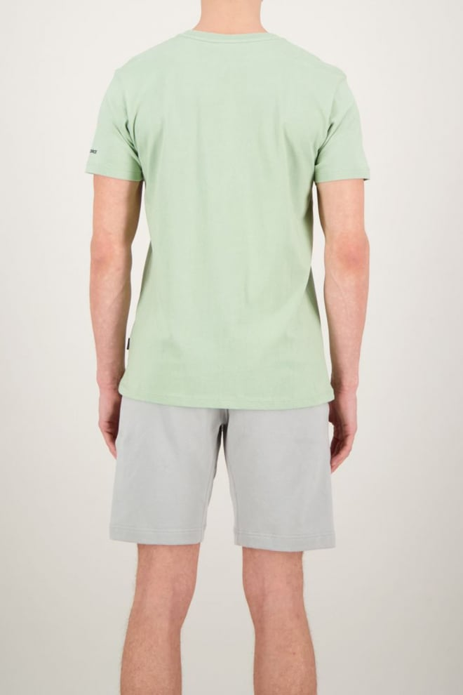Airforce basic outline star t-shirt groen - Airforce
