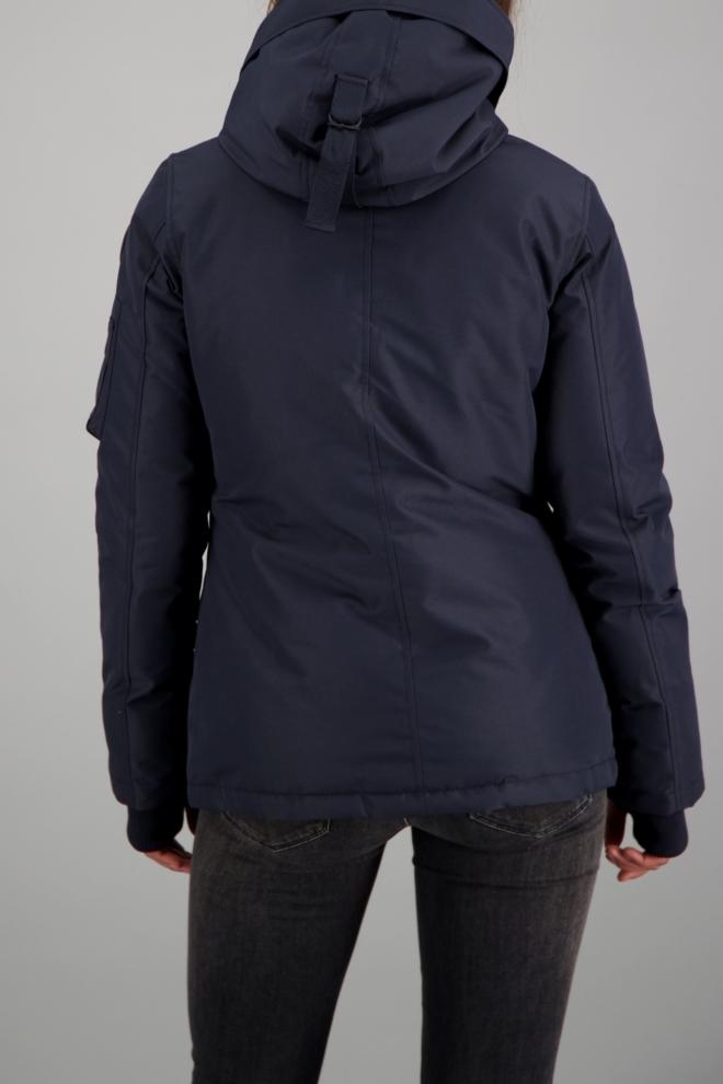 Airforce blake dames winterjas donkerblauw - Airforce