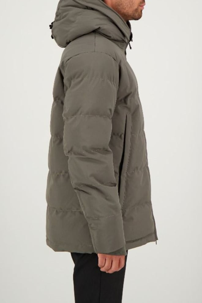 Airforce mitchell parka olive night - Airforce