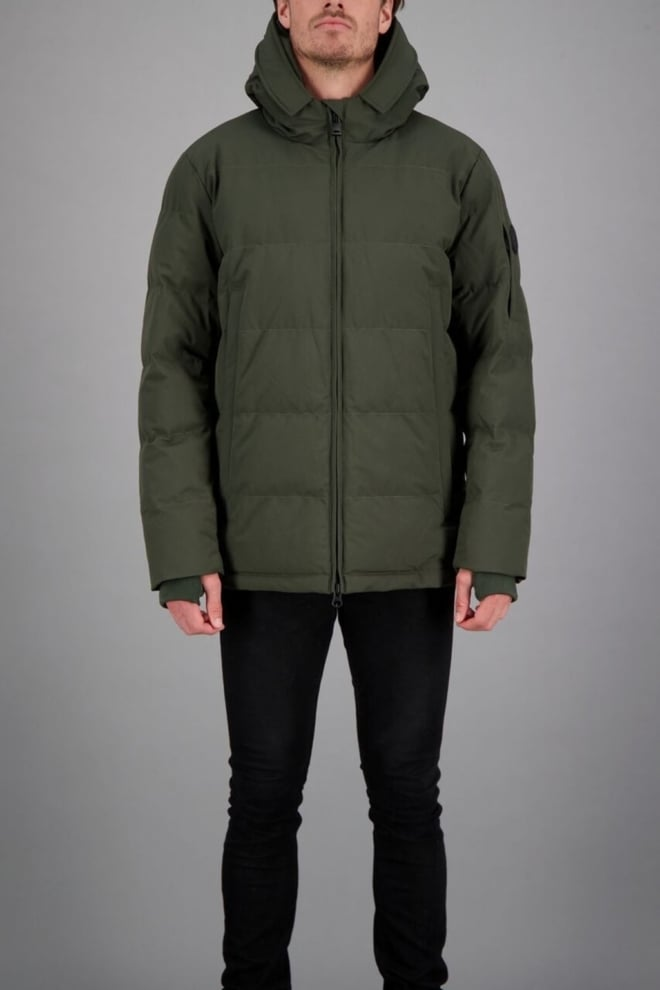 Airforce mitchell parka rosin green - Airforce