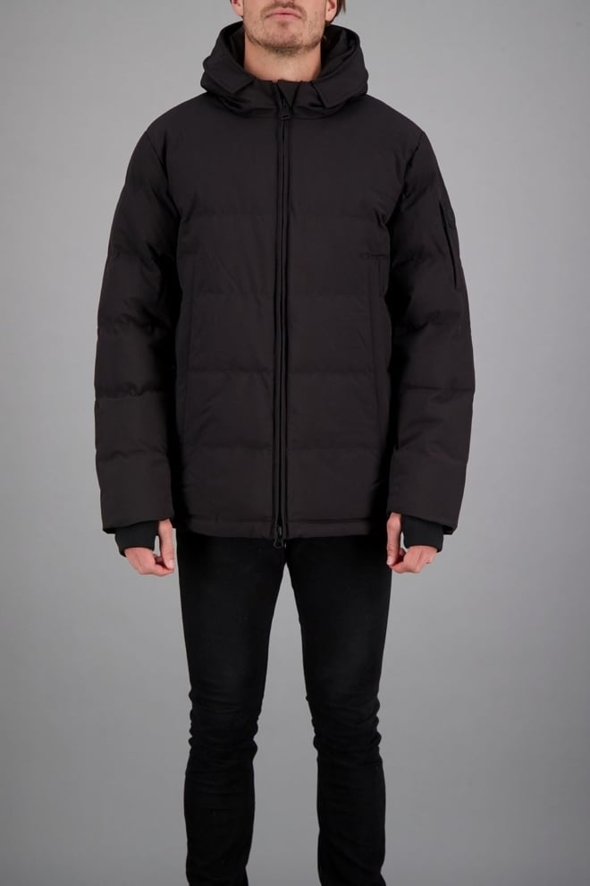 Airforce mitchell parka true black - Airforce