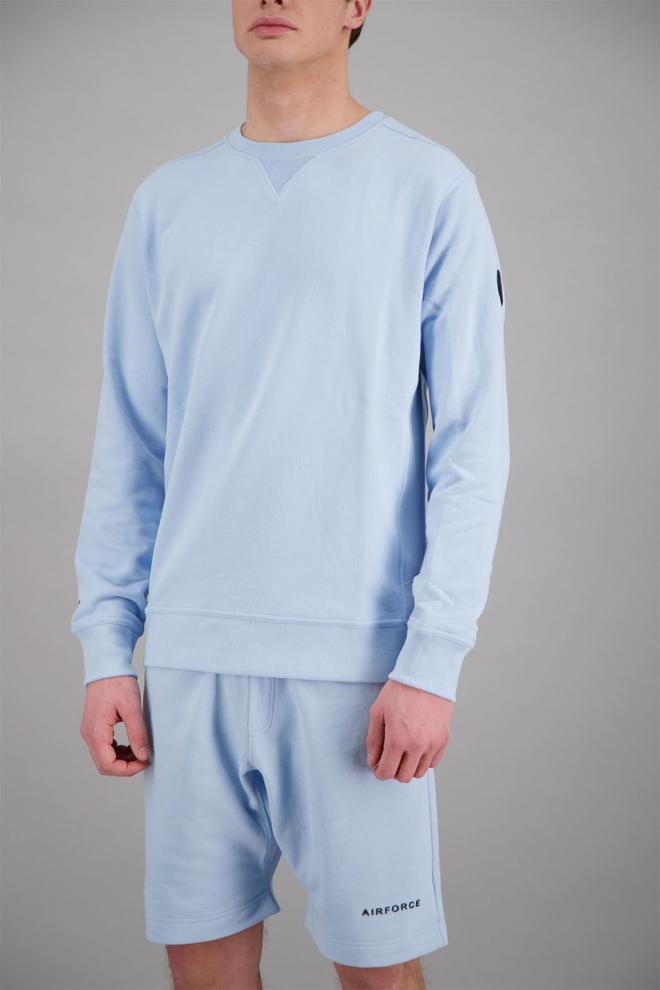 Airforce blauwe sweater - Airforce