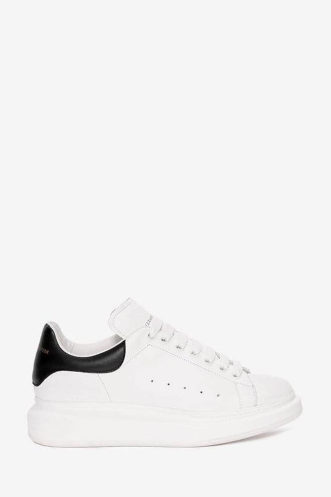 Alexander mcqueen sneakers wit/zwart - Alexander Mcqueen