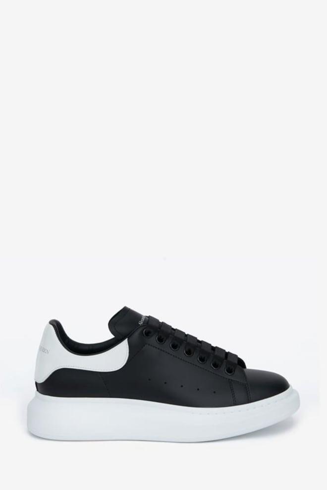 Alexander mcqueen sneakers zwart/wit - Alexander Mcqueen
