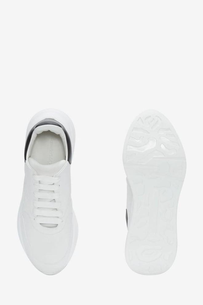 Alexander mcqueen oversized sneakers wit - Alexander Mcqueen
