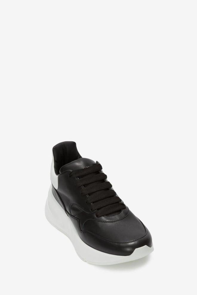 Alexander mcqueen oversized sneakers zwart - Alexander Mcqueen