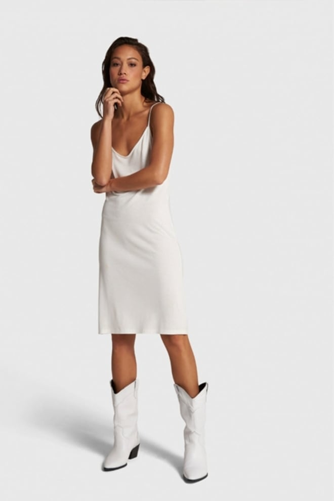 Alix the label slip dress off white - Alix The Label