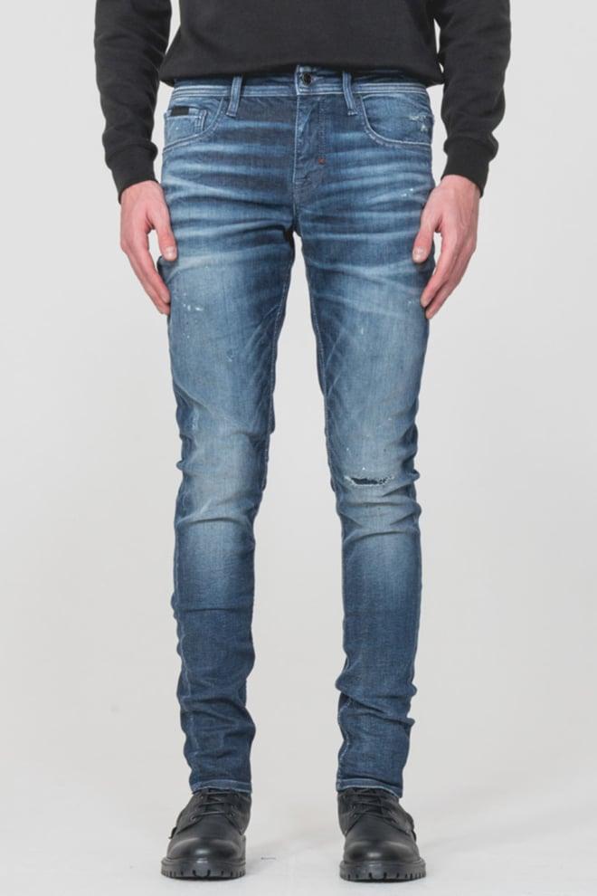 Antony morato ozzy tapered jeans blauw - Antony Morato