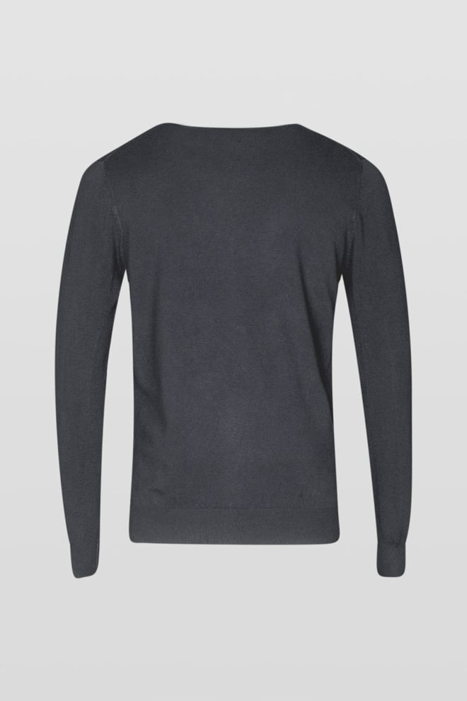 Antony morato slim fit sweater zwart - Antony Morato