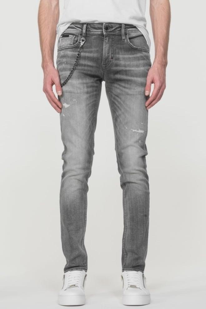 Antony morato iggy jeans grijs - Antony Morato