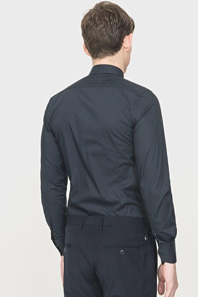 Antony morato overhemd donkerblauw - Antony Morato