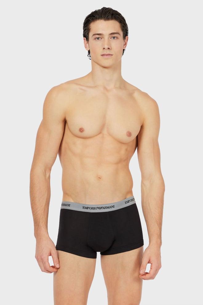 Armani ea7 3-pack trunk boxers zwart - Armani Ea7