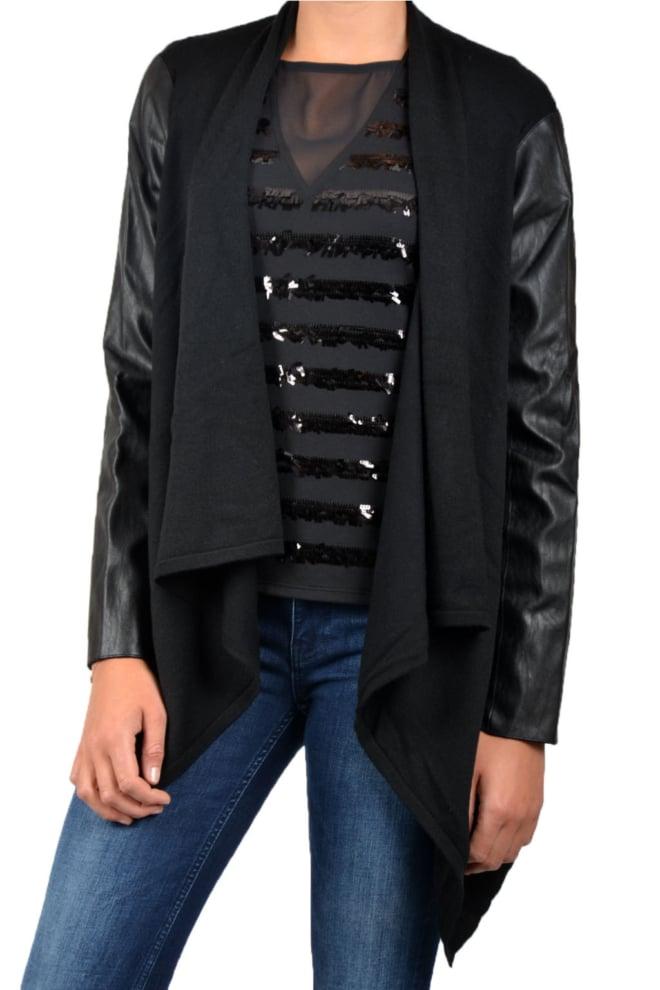 Armani woman knitwear cardigan black - Armani