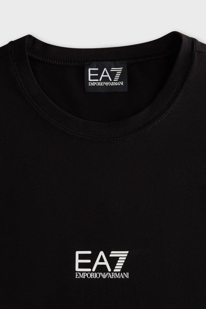 Armani ea7 t-shirt zwart - Armani Ea7