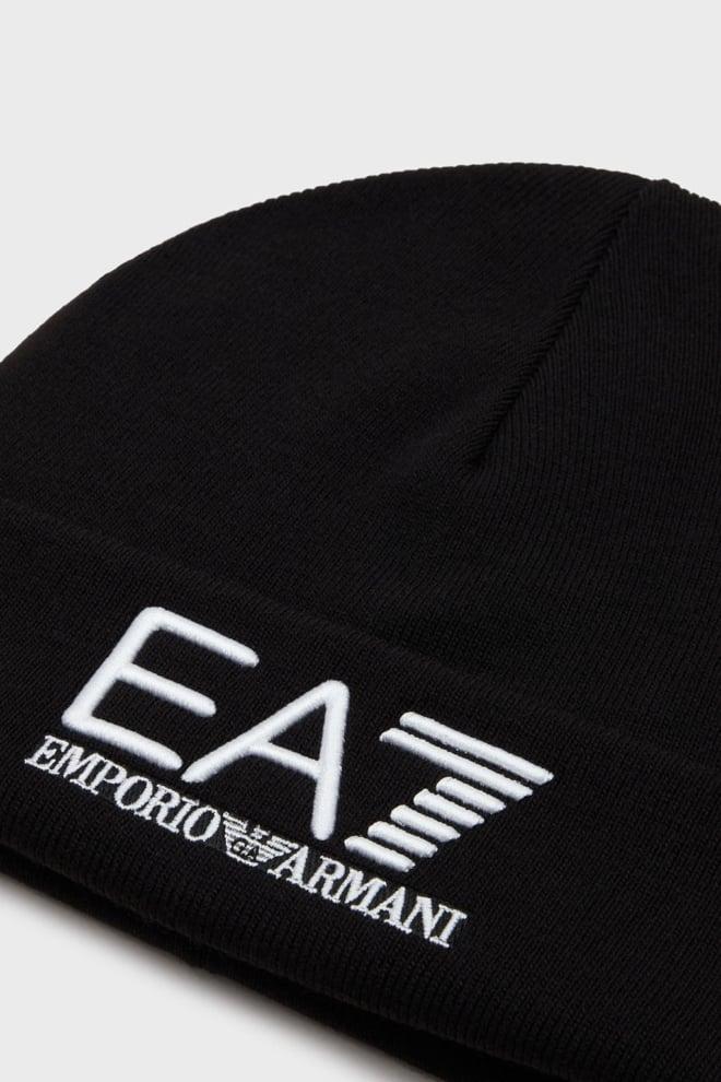 Armani ea7 beanie zwart - Armani Ea7