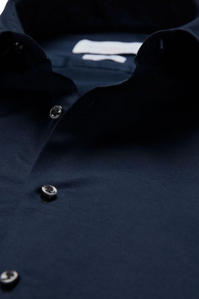 Baldessarini overhemd henri blauw - Baldessarini