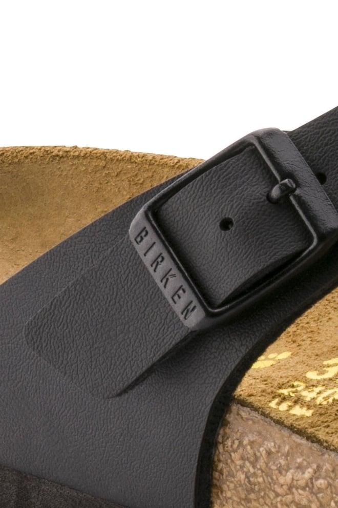 Birkenstock gizeh sandalen zwart - Birkenstock