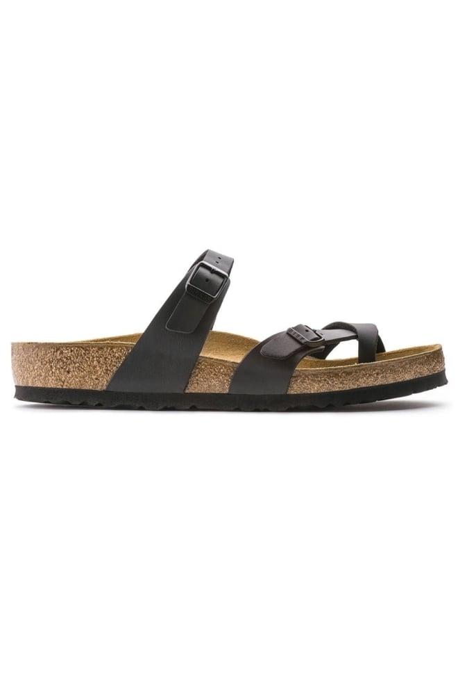 Birkenstock mayari sandalen zwart - Birkenstock