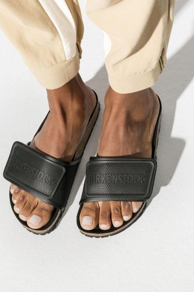 Birkenstock tema sporttech sandaal smal zwart - Birkenstock